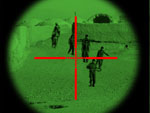 ATN MARS 6x 4 Night Vision Weapon Sight