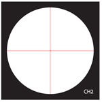 Nightforce CH2 Reticle