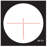 Nightforce Reticle NP-R1