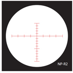 Nightforce NP-R2 Reticle