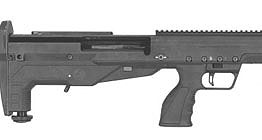 Desert Tech HTI Rifle Chassis