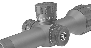Sig Sauer TANGO Tactical Riflescopes