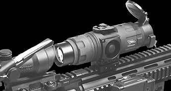 Trijicon SNIPE-IR Thermal Clip-On Sights