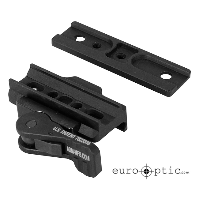 ADM Aimpoint Comp M4 Tac Lever Mount w/ CO Riser