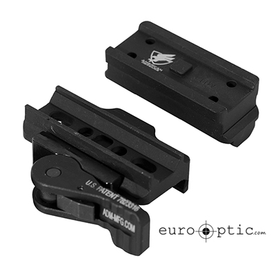 ADM Aimpoint AD-B2-T1 Tac Lever Micro Mount w/ CO Riser