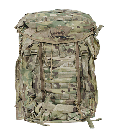 Accuracy International AI 40L Backpack Multicam N00602-M1 N00602-M1