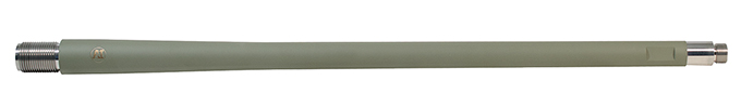 "Accuracy International 6.5 Creedmoor M18x1.5 24"" Sage Green AT/AX Barrel 1124031GR"