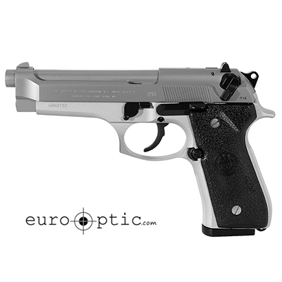 Beretta 92 FS INOX (IT) 9mm Pistol JS92F520M