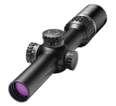 Burris Xtreme Tactical II 1-5x24 Ballistic 5.56 Gen3 MAD System Mil Scope Combo 201005