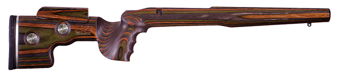 GRS Sporter Howa SA Green Mountain Camo Stock 103288