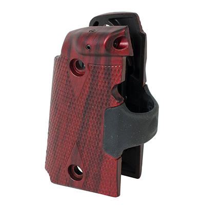 Kimber Crimson Trace Lasergrips, rosewood, for Micro 9 MPN 4100201