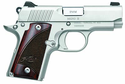 Kimber 1911 Micro 9 Stainless 9mm 3300158|3300158