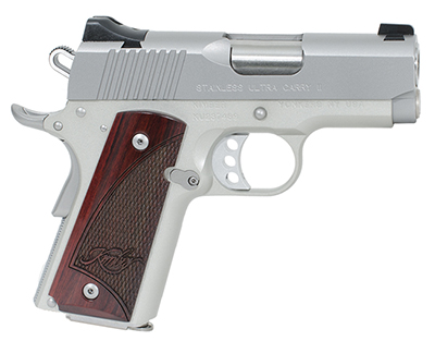 Kimber 1911 Stainless Ultra Carry II 9mm (2016) 3200329