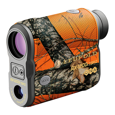 Leupold RX-1200i TBR/W DNA Mossy Oak/Blaze Orange Rangefinder 170640