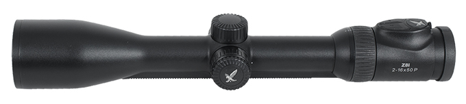 Swarovski Z8i SR 2-16x50 4A-I Scope 68311