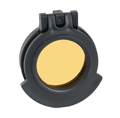 Tenebraex Amber Cover with Adapter Ring  for 44MM Leupold Mark 6 3-18x44 - 44LM60-ACR 44LM60-ACR