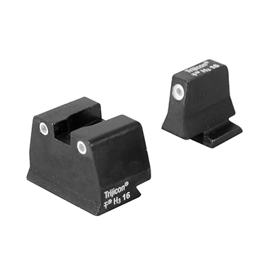 Trijicon FN .45 Bright & Tough Suppressor Night Sight FN203-C-600942