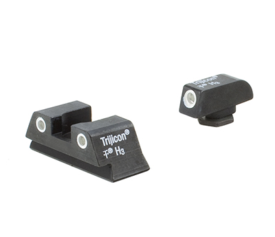 Trijicon Bright & Tough? Night Sight Set ? for Glock® Model 42 GL13-C-600777 600777