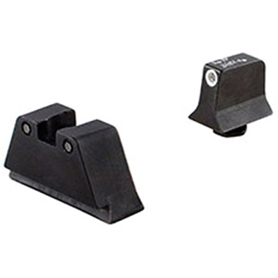 Trijicon Bright & Tough Night Sight Suppressor Set for Glock® Models GL204-C-600695