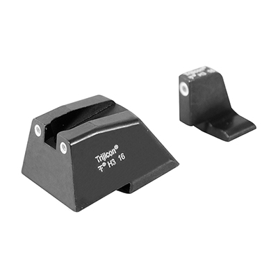 Trijicon HK Models Bright & Tough Suppressor Night Sight HK210-C-600949