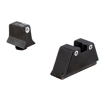Trijicon Bright & Tough Night Sight Suppressor Set For Glock