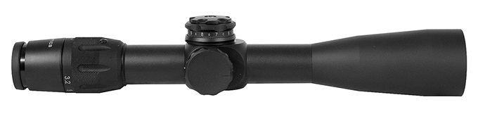 US Optics B-17 3.2-17x50 Illum GEN II XR Scope