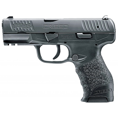 Walther CREED 9mm 10rd Pistol 2815517
