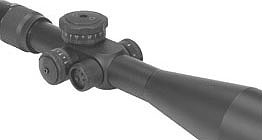 US Optics 3.2-17x44 T-Pal Riflescopes