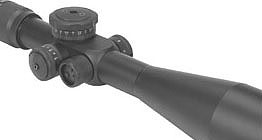 US Optics 5-25x58 T-Pal Riflescopes