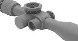 US Optics MR-10 1.8-10x37 Riflescopes