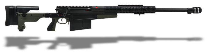 Accuracy International 6800G AX50 Green Rifle