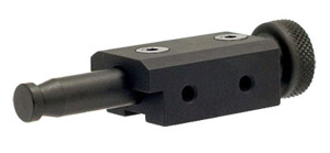 Atlas Bipod adapter Spigot for A.I. and A.I.C.S. use with BT10NC BT19