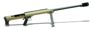 Barrett M99 .50 BMG Flat Dark Earth Rifle 13273