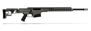 "Barrett MRAD 260 Rem Grey 24"" Fluted bbl 14439"