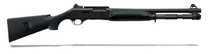 "Bennelli M4 Tactical Black synthetic, Tactical stock, Ghost-ring sight 18.5"" 11703"