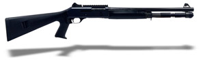 "Bennelli M4 Tactical Black synthetic, Pistol grip, Ghost-ring sight 18.5"" 11707"