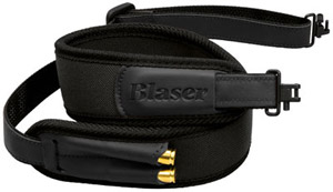 Blaser Black Neoprene Rifle Sling 1JF102