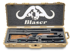 Blaser R8 Jaeger Safari Package