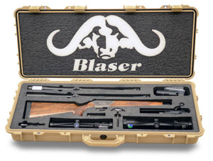Blaser R8 Luxus Safari Package
