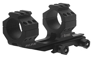 Burris AR-PEPR Scope Mount 30mm w/Picatinny Tops  Matte 410341