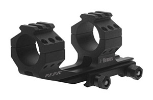 "Burris AR-PEPR Scope Mount 1"" with/Picatinny Tops Matte 410343"