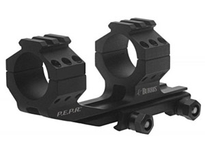 "Burris AR-PEPR QD Scope Mount 1"" with/Picatinny Tops Matte 410344"