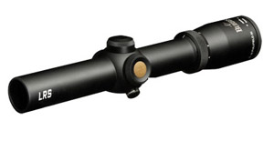 Burris 1X-4X-24mm illum Matte Ballistic CQ 5.56 reticle 200433