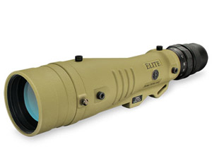 Bushnell Elite Tactical 8-40x60 LMSS Spotting Scope 780841H 780841H