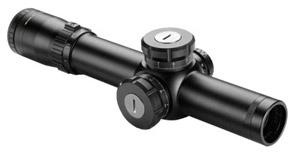Bushnell Elite Tactical 1-8.5x24 Matte mil reticle  ET1624F ET18524