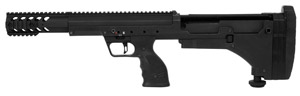 Desert Tech SRS Covert A1 Rifle Chassis LH Black DT-SRS.CBBM00L