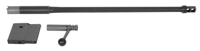 "Desert Tech SRS Conversion Kit .338 Lapua Mag 26"" B Brake"