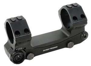 "ERA-TAC Adjustable Inclination Mount 30mm 40mm-1.57"" high with quick release levers T1063-0025"