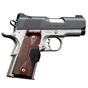Kimber 1911 Ultra Crimson Carry II .45 ACP Pistol 3200290