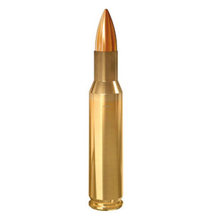 Lapua 55gr FMJ Rifle Ammunition LU4315020